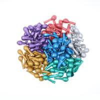 Balon Latex Chrome 5 inch / Balon Chrome / Balon Latex Metalik Chrome