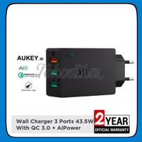 Aukey PA-T14 3 Ports 43.5W QC 3.0