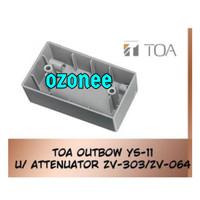 TOA OUTBOW YS 11 UNTUK ATTENUATOR ZV-064 ZV -303