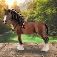 Mainan Action Figure Kuda Pajangan Kuda Hewan Kuda Wild Animal Kingdom