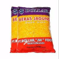 Nasi Beras Jagung 500 gram Dollar Organik untuk Diet Diabetes