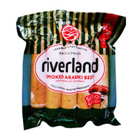 Sosis Riverland Smoked Arabiki Beef Premium