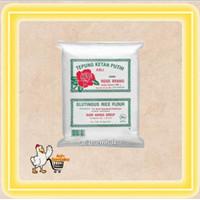 tepung ketan putih rose brand 500 gr / 20 bungkus