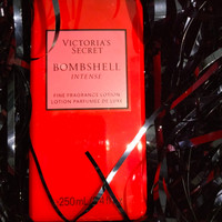 victoria secret bombshell intense lotion