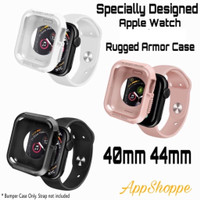 Apple Watch Series SE 6 5 4 Rugged Armor Designed Case for 40mm 44mm
