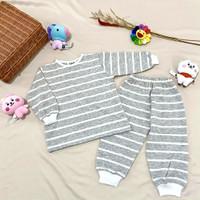 Baju Anak | Setelan Tidur Anak - Sano Kids Misty Stripes