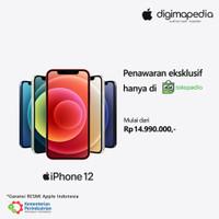 BNIB iPhone 12 / mini 64GB 128GB 256GB Resmi Indonesia Digimap/iBox