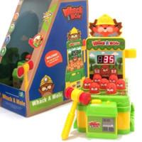 mainan whack a mole/mainan pukul kepala tupai/mainan anak