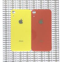 Backdoor Back Glass iphone Xr Original 100%