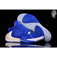 Sepatu basket Nike Zoom Freak Blue big Size Ukuran Besar 44 45