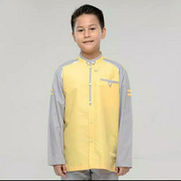 baju koko anak bani batuta miraz rabbani original terbaru