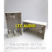 TOA OUTBOW YS-11 UNTUK ATTENUATOR ZV-064/ ZV-303