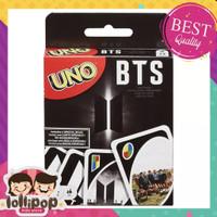 Lollipop Kids Store Kartu Uno Premium Special BTS Kualitas Bagus