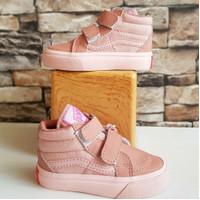 Vans Sk8 Peach Sepatu Anak Perempuan 16-35
