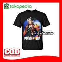 kaos baju garena freefire free fire hayato - anak dan dewasa