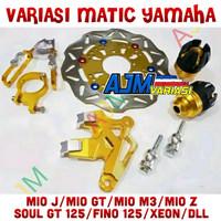 AKSESORIS MOTOR MATIC YAMAHA VARIASI MIO J-MIO M3-MIO Z-SOUL GT