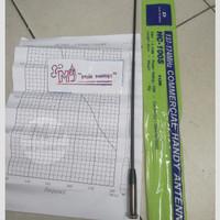 ANTENA HT HC-100S D ANTENA VHF