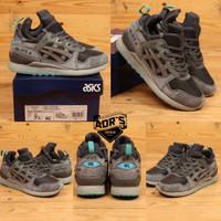 Asics Gel Lyte MT Mid Grey/Mint sepatu sneakers pria premium original