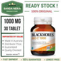 Blackmores Bio C 30 Tablet 1000 Mg