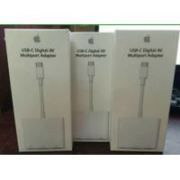 Apple Original New Macbook pro usb C to Digital AV Multiport Adapter