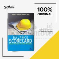 Buku Balance Scorecard: Pedoman Praktis pada Industri Manufaktur