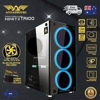 PC RAKITAN AMD RYZEN 3 3200G||RAM 8GB||RADEON VEGA 8 2GB||HDD 500GB ||