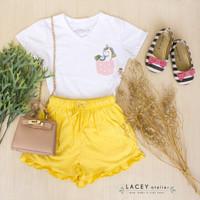 Setelan Anak Perempuan Unicorn Pocket Set Lacey Atelier
