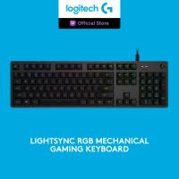 Logitech G512 RGB Mechanical Gaming Keyboard - GX Blue