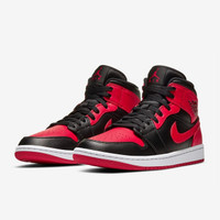 Air Jordan 1 Mid Banned 2020 554724-074 100% Authentic