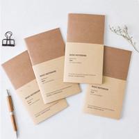 Buku agenda planner jurnal harian Basic Notebook For Everyday Life