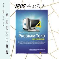 IPOS 4 Software Kasir versi 4037 Full Version Lifetime DVD