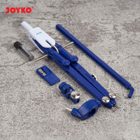 Joyko Compass Set / Set Jangka MS-414