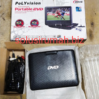 dvd player new tv portable 7.8 inch vcd mp3 usb movie mmc tv game tivi