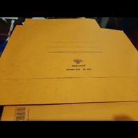 Map Diamond 5004 (Pocket File) Per PCS - Kuning, Merah, Hijau