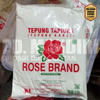 TEPUNG TAPIOKA ROSE BRAND 500 GR / TEPUNG KANJI