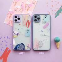 CASE IPHONE ABSTRAK 6/7/8/11/S/PLUS/PRO/X/XS