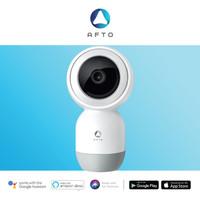 AFTO Smart IP Camera Pan Tilt Zoom 1080p PTZ CCTV -WiFi IoT Automation