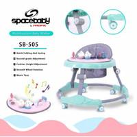 babywalker baby walker spacebaby space baby by pacific SB505 SB-505