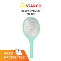 Starco Raket Nyamuk RN-888 - Mint Gratis FS
