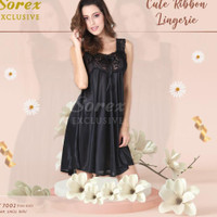 Baju Tidur Wanita Satin Halus Premium Lingerie Sorex Exclusive BT 7002