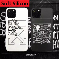 CASE IPHONE OFF-WHITE 6/7/8/11//S/PLUS/PRO/X/XR/XS/MAX