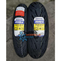 Ban Michelin Pilot Road 5 120/70 -17 & 160/60 - 17 Ninja CBR Z800
