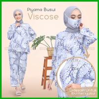 PIYAMA BUSUI SET / Piyama Baju Ibu Menyusui Premium