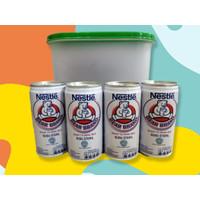 BEAR BRAND Susu Cair [189 g x 4 pcs] + FREE Container Plastik