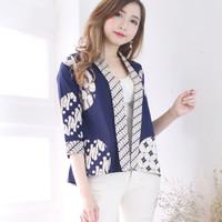 Vale Outer / Blazer Batik Wanita