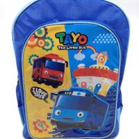 Tayo Backpack S - Dadi/Ransel Anak / Tas Sekolah