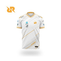 Jersey Baju Team Rrq Gaming Ml Ff Mobile Legend Pubg Dota 2020 Putih