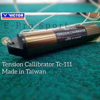 Tension Calibrator victor original TC - 111 Badminton string