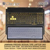 Keyboard Protector Cover Asus TUF FX506 FX506I FX506IH FX506II Cooskin