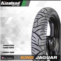 Ban Motor Jupiter, Revo - Kingland King Jaguar 70/90-17 Tubeless
